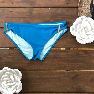 VS turquoise bottoms